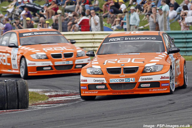 Event>>btcc 2009, Croft
