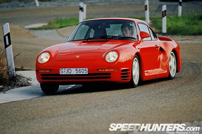 Retrospective>> 959:the First PorscheSupercar