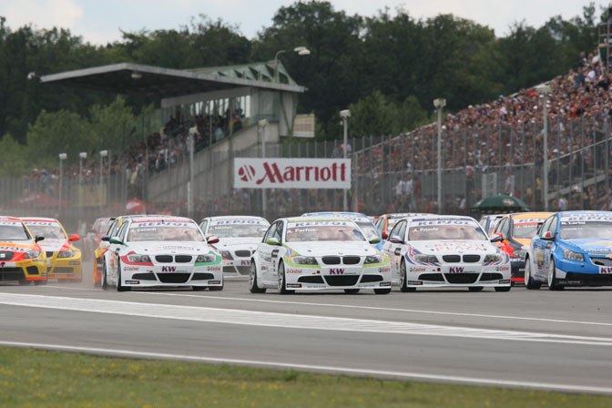 Event>>wtcc 2009 – Brno, Czech Republic