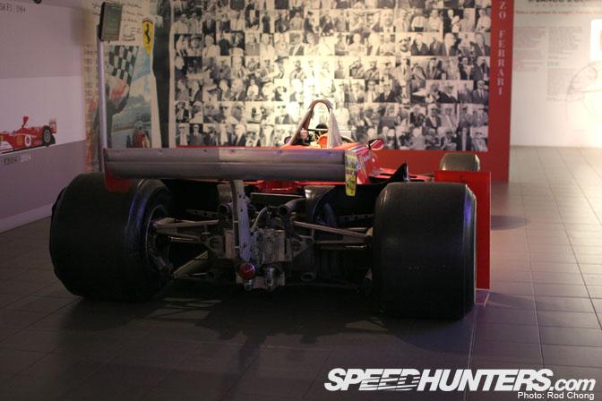 Museums>> Galleria FerrariPart1
