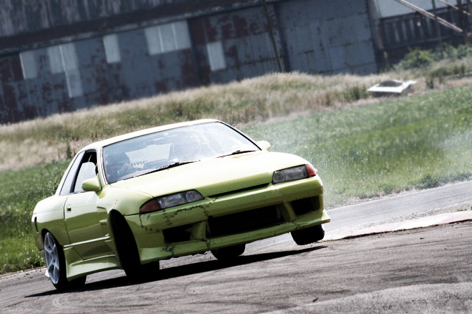 Driver Blog>> K-drift Practice Day