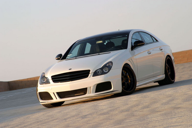 Car Feature>> Rj De Vera's Mercedes Cls
