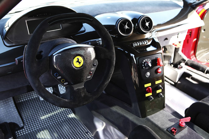 Car Spotlight Ferrari 599xx Speedhunters