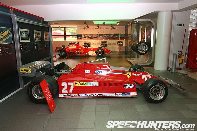 Museums>> Galleria Ferrari Part1 - Sdhunters