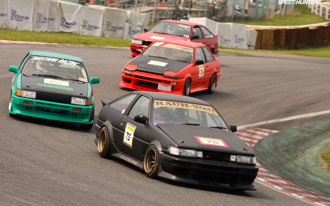 Desktops>>ae86 Trophy Race