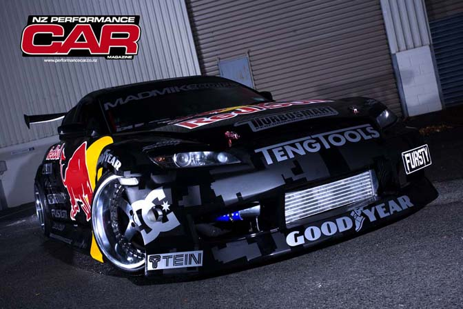 News>>mad Mike's Rx8 Uncovered