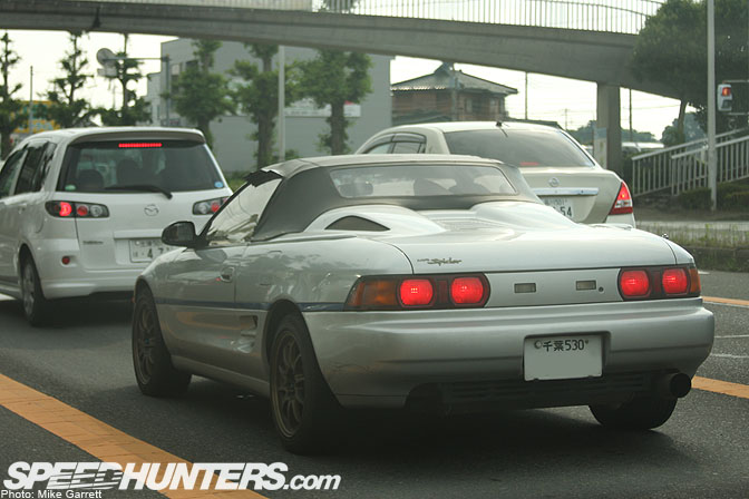 Random Snap>>sw20 Mr2 Spider?