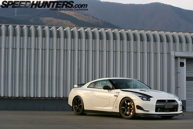 Car Feature>> Mine's R35 Gt-r Specx 6.0