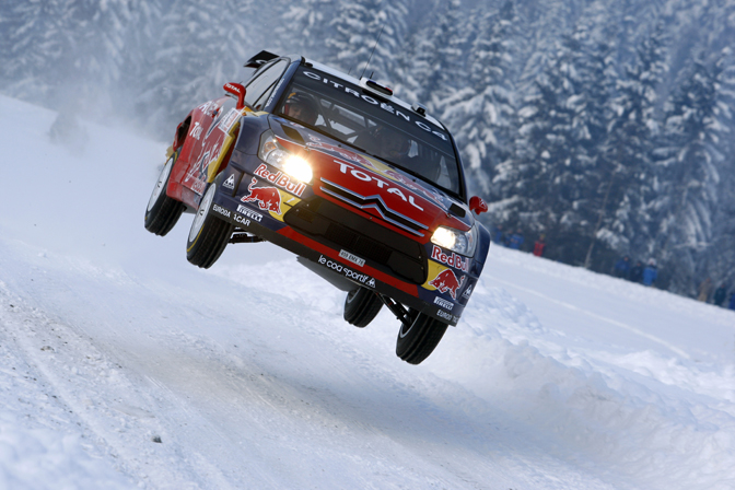 Gallery>> Citroen C4 Wrc & Photographic Skills