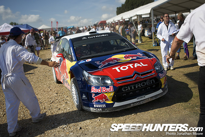 Event>> Goodwood RallyPaddock