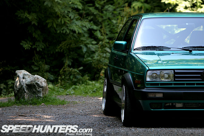 Car Feature>> Awd Sleeper Mk2 Gti