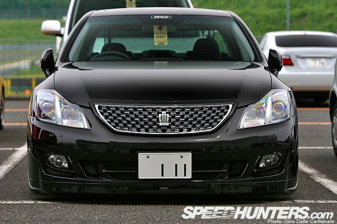 Car Spotlight>> Aimgain CrownAthlete