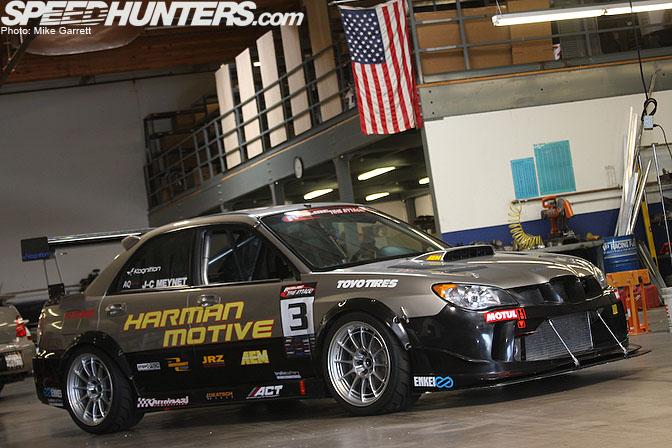 Car Feature>>the Harman MotiveSti