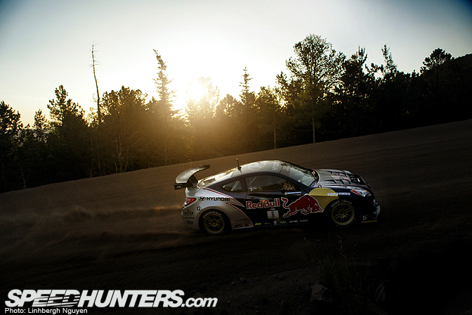 Event>> Friday Morning Practice At Pike'sPeak