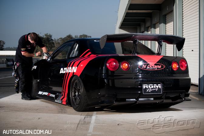 Guest Blog: Auto Salon Magazine>> Hi-octane Racing's Time AttackGt-rs