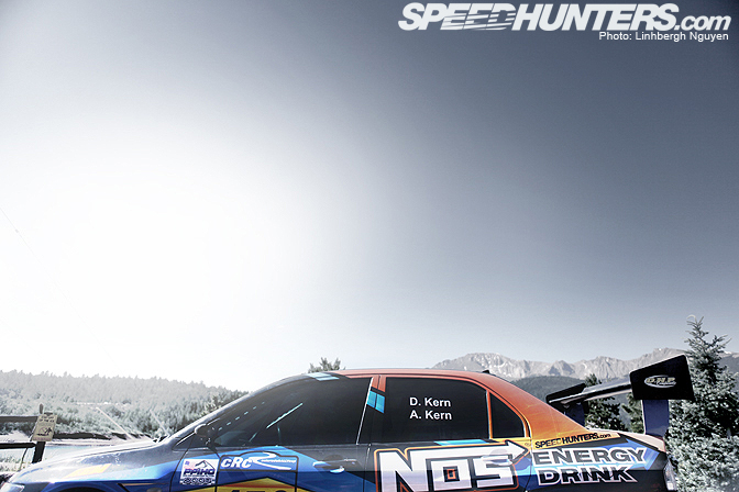Car Feature>> Nos/ams Performance Pike's Peak Evo