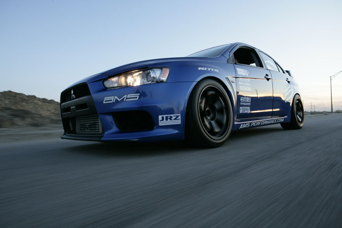 Car Feature>> Ryan Gates Evo X