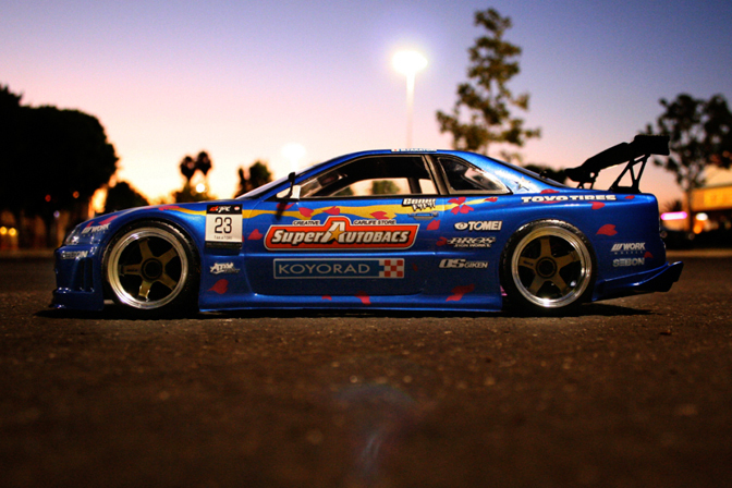 Guest Blog Marc Marquez Rc Drift Styles Speedhunters
