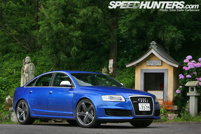 Car Feature Gt Gt Audi Rs6 Speedhunters