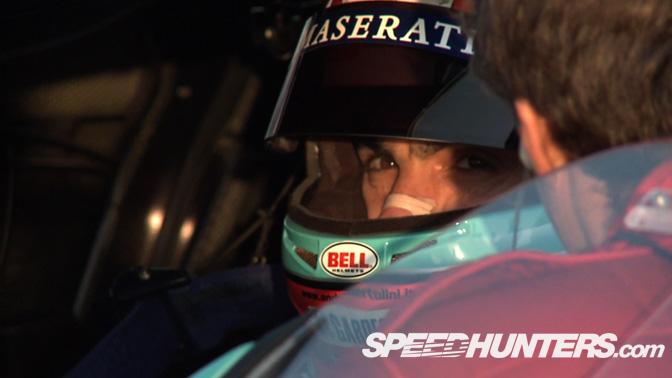 Video>> The Andrea Bertolini Driver'sExperience