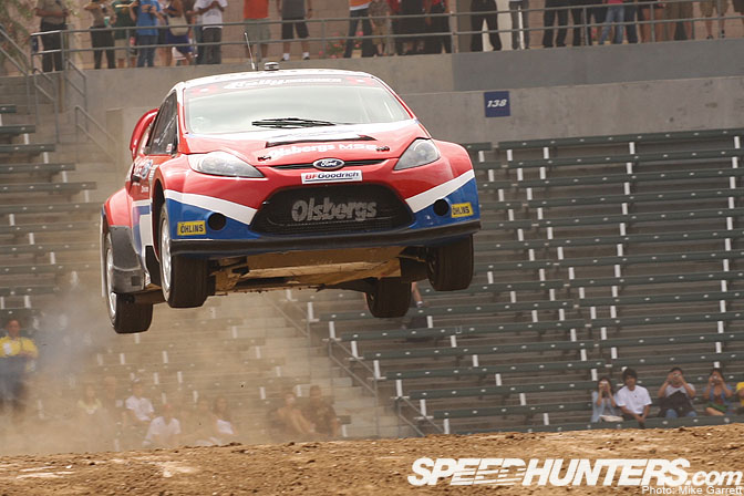 Event>>x Games Rally: The Competiton