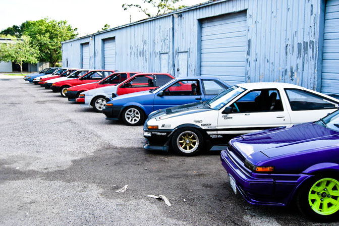 Gallery>> Ae86 Global Massive Pt3