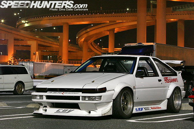 Event>> Ae86 Daikoku Meeting – Pt2