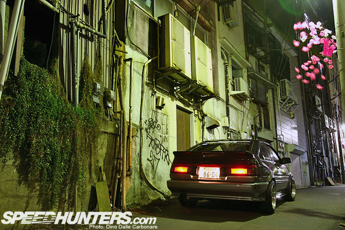 Car Feature>> Newera Imports Ae86 Levin