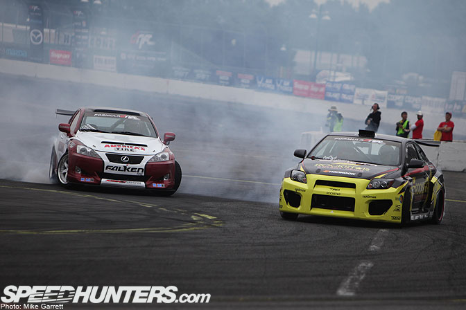 Event>>fd Seattle: Qualifying &Practice