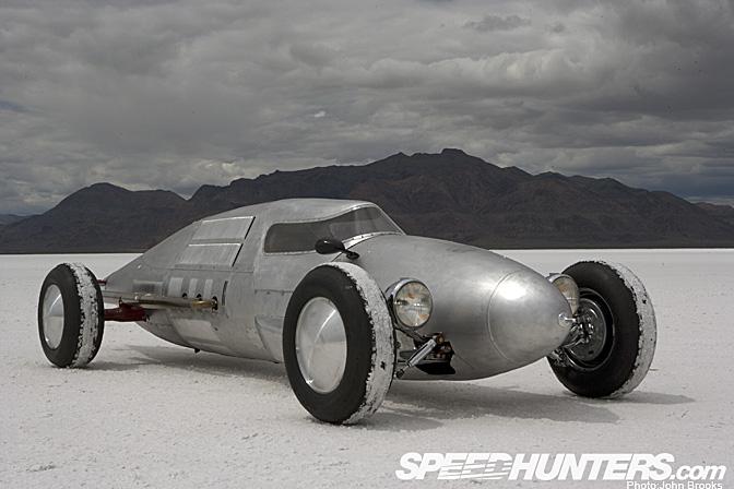 Event>>2009 Bonneville Speed Week – DayOne