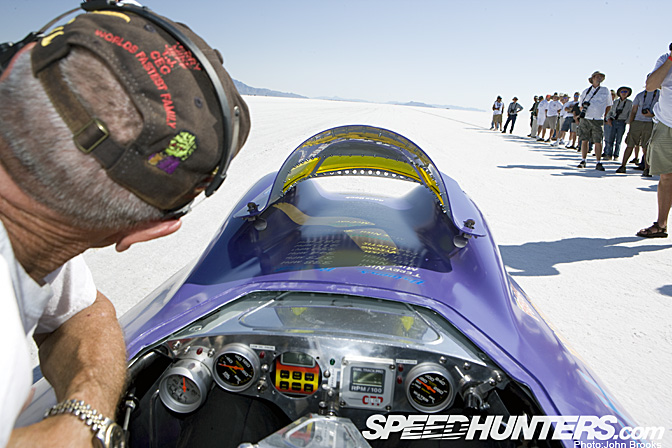 Event>>2009 Bonneville – Step Up To The Plate