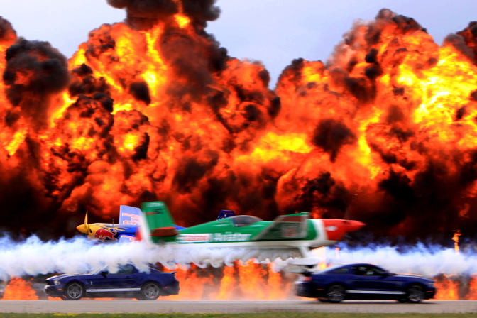 Drivers Blog: Vaughn Gittin Jr>> Wings Vs.Wheels