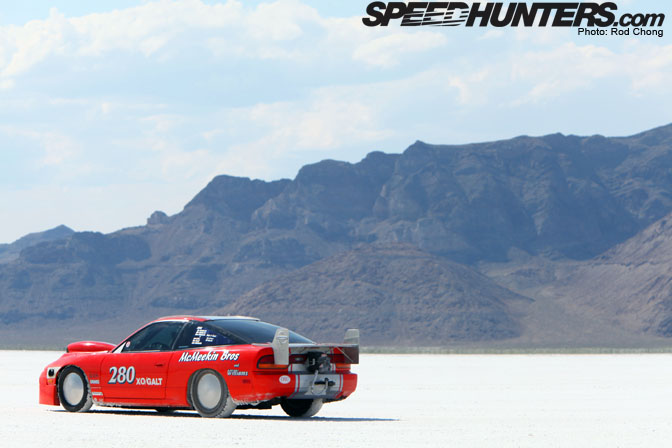 Car Feature>> The World's Fastest S13