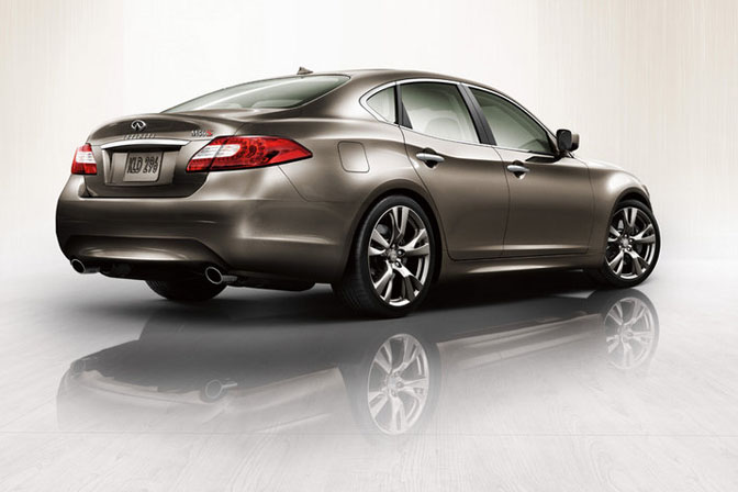 New Cars>>the 2011 Infiniti M Revealed