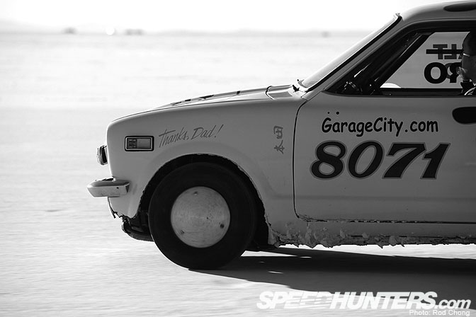 Gallery>> Japanese Cars @ Bonneville Pt1