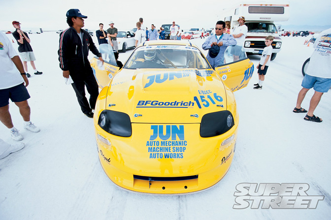 Car Feature>> Jun Akira Supra
