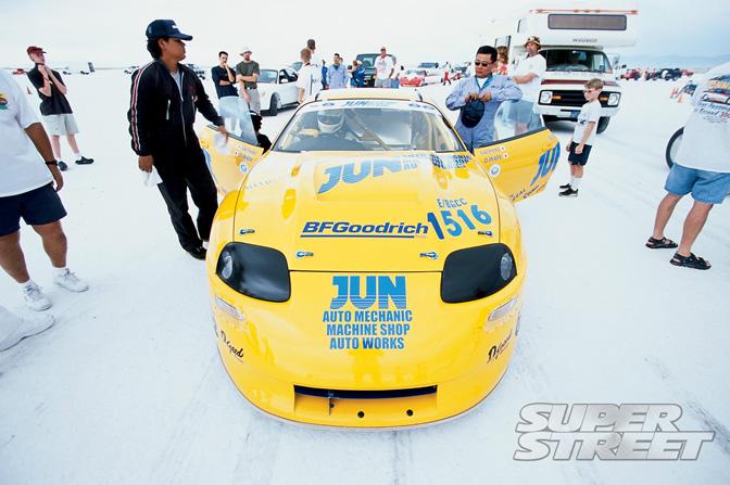 Car Feature>> Jun AkiraSupra