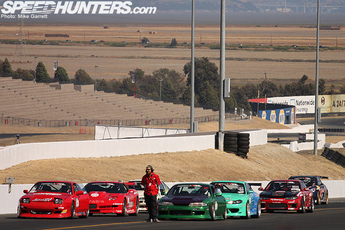 Event>>formula D Sonoma: Day One