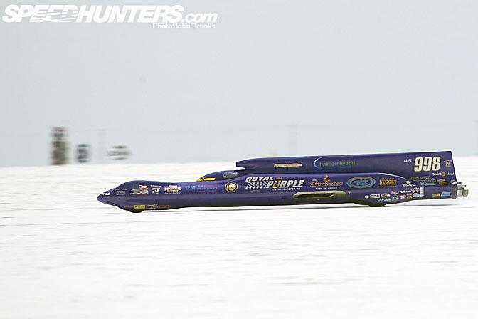 Car Feature>>royal Purple #998Streamliner