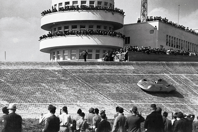 Temple Of Speed>> Original Autobahn Racing:Avus