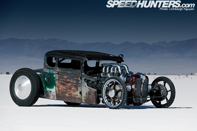 Car Feature>> A Littleboy's Rat Rod Dream