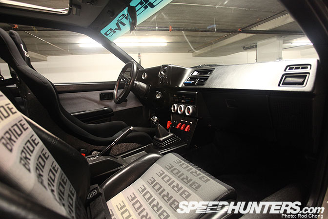 Guest Blog Terry Chui Gt Gt The Stage Five Ae86 Speedhunters