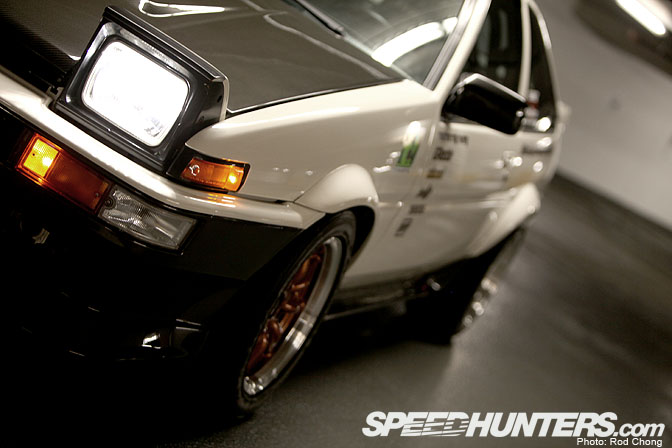 Announcement>> Please Send Us Your Ae86 Photos!