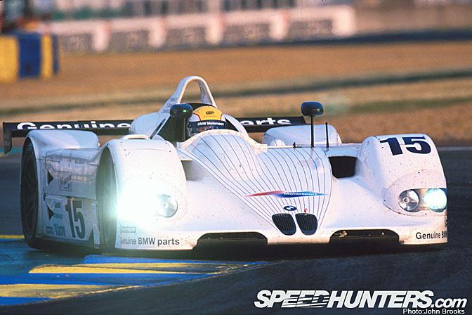 Retrospective>>bmw @le Mans '99: Last Chance Saloon Pt1
