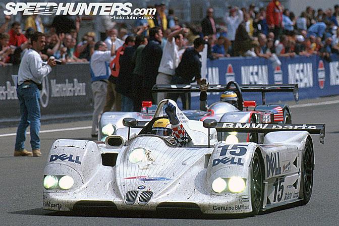 Retrospective>>bmw @le Mans '99: Last Chance SaloonPt2