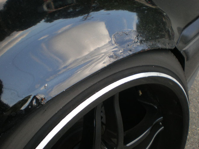 Car Spotlight>> Automatic Wheel-polishing Bmw