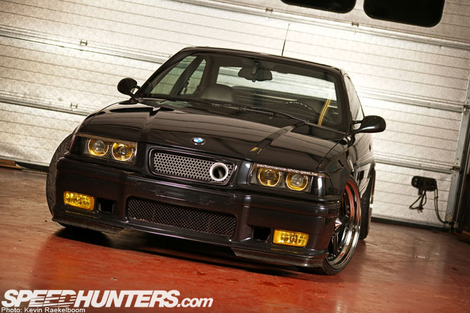 Car Feature>>belgian E36 Ring-burner