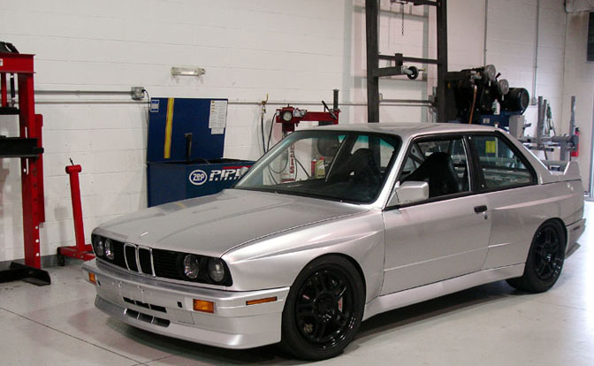 Car Spotlight>> Bmw M3 V10