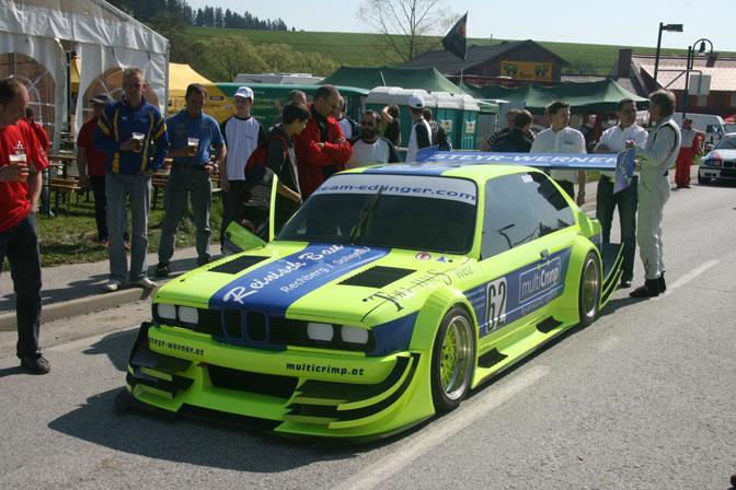 Car Spotlight>> Team Edlinger E30 HillclimbSpecial