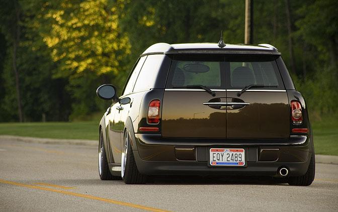 Car Spotlight>> AirrideClubman
